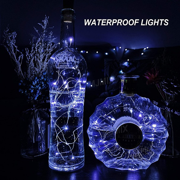 🎁Holiday Promotion🎄【Buy 10 Get Extra 20% OFF】- BOTTLE LIGHTS ( Battery Included - Replaceable )